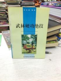 武林硬功绝技(96年一版二印、品佳)