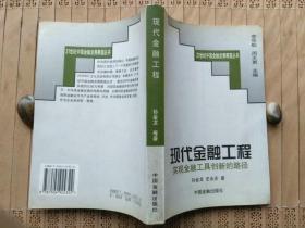 现代金融工程【实现金融工具.创新的路径】