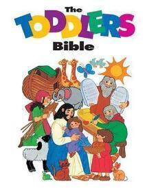 正版二手!The Toddlers Bible (Toddlers Bible Series)