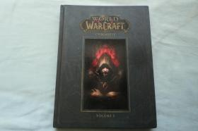 World of Warcraft: Chronicle Volume 1 魔兽世界 编年史 第一卷(看描述)