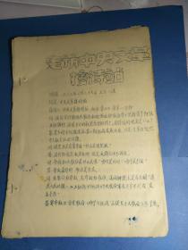 走访中央文革接待站(1967年2月27日上午8点)