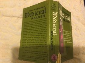 The Portable Medieval Reader中世纪读本(便携版),1973计704页