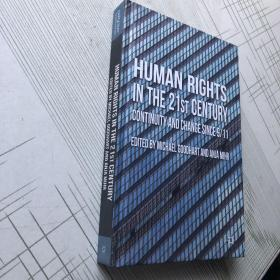 HUMAN RIGHTS IN THE 21ST CENTURY 二十一世纪人权