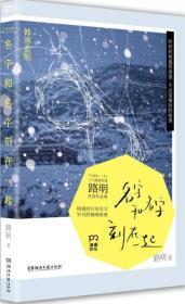名字和名字刻在一起路明湖南文艺出版社9787540473532