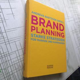 BRAND PLANNING 品牌策划