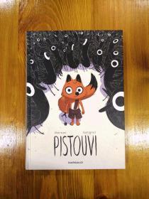 法文版独立漫画   Pistouvi