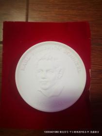 卡尔·弗里德里希·申克尔(Karl Friedrich Schinkel 纪念章