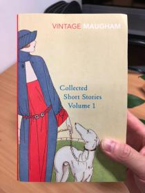 W. Somerset Maugham Collected Short Stories Volume 1 毛姆短篇小说选 英文原版