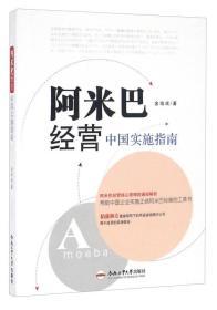 阿米巴经营:中国实施指南