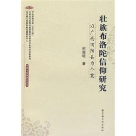 宗教与民族研究丛书:壮族布洛陀信仰研究:以广西田阳县为个案