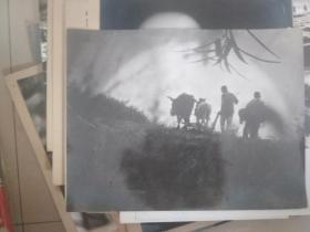 著名军旅摄影家 曹文  七八十年代摄影作品 晨耕