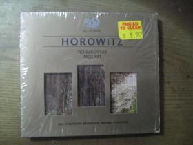 VLADIMIR HOROWITZ [1903-1989]外国光盘1张
