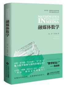 【二手包邮】融媒体数学 杨溟 北京师范大学出版社