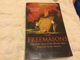 A Brief History of the Freemasons共济会简史