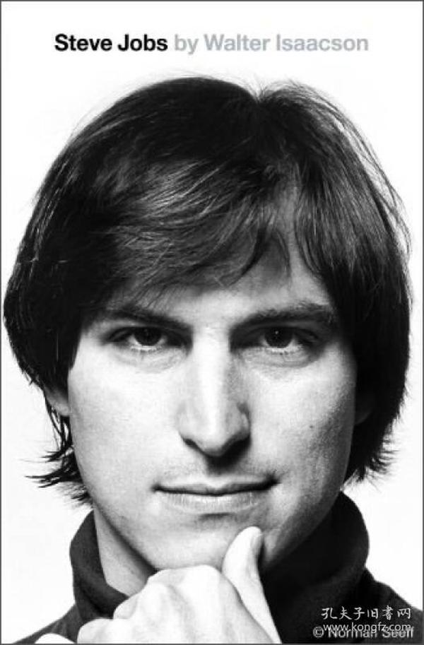 Steve Jobs乔布斯 英文原版