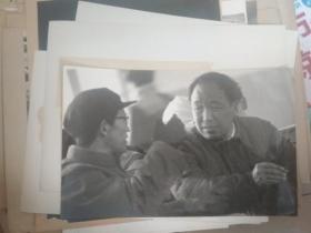 著名军旅摄影家 曹文 七八十年代摄影作品 倾听