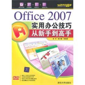Office 2007实用办公技巧:从新手到高手
