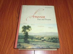 America Past and Present(16开精装)