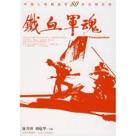 中国人民解放军80年光辉历程:铁血军魂