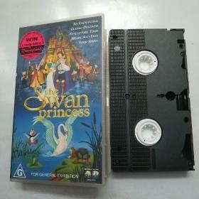 录像带  The Swan Princess