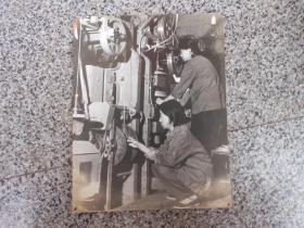 老照片;生产30厘米*24厘米