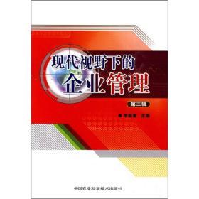 现代视野下的企业管理(第2辑)