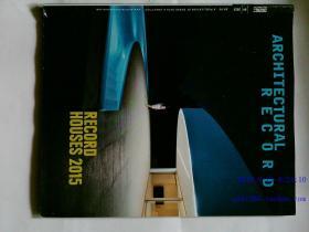 ARCHITECTURAL RECORD 2015/04 英文原版建筑创作杂志 外文杂志