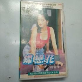 老录像带 蝶恋花  男女声合唱金曲卡拉OK