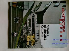 ARCHITECTURAL RECORD 2015/01 英文原版建筑创作杂志 外文杂志