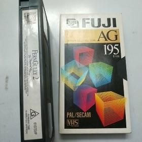 不知名录像带 两盒   有需要拿走