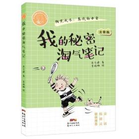肖云峰阳光成长小说系列:我的秘密淘气笔记