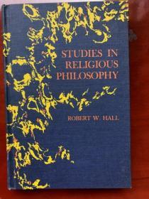 STUDIES IN RELIGIOUS PHILOSOPHY