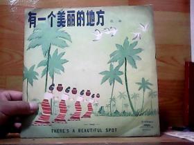 黑胶唱片:有一个美丽的地方(歌曲)