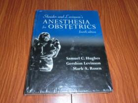 Anesthesia For Obstetrics(大16开精装)未拆封