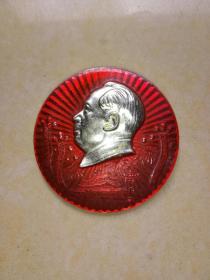 文革毛主席像章