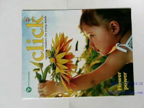 Click 3-7岁儿童读物 2018年5-6月 少年读物杂志 英文儿童杂志 OPENING WINDOWS FOR YOUNG MINDS