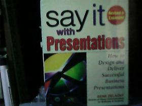 Say It with Presentations