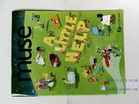 MUSE 2018年5-6月 8-14岁少年读物杂志 英文儿童杂志