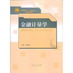 二手 金融计量学 张雪莹 山东人民出版社9787209071352