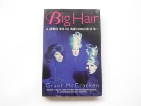 Grant McCracken  Big Hair  A JOURNEY INTO THE TRANSFORMATION OF SELF