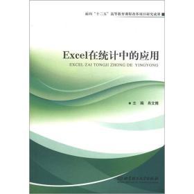Excel在统计中的应用