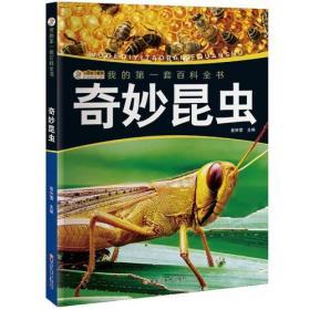 2003063=我的第一套百科全书 奇妙昆虫(彩版注音)