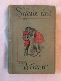 LEWIS CARROLL :SYLVIE AND BRUNO(HARRY FURNISS插图,1898年)