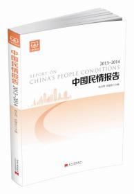中国民情报告