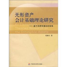 无形资产会计基础理论研究:基于异质性理论的视角