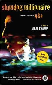 Slumdog Millionaire Film Tie-In 贫民富翁(电影版Simon Vikas Swarup Simon & Schuster 2019-03 9781439138168