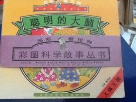 多多看世界 彩图科学故事丛书 人体王国(全十册)