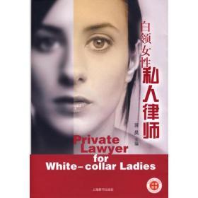 白领女性私人律师