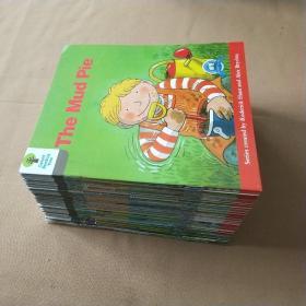 Oxford Reading Tree 牛津阅读树 第3阶段 1-60册(缺第8册+两本JD-1、5)共61本合售
