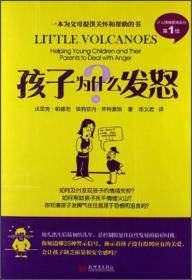 少儿情绪管理系列(第1辑):孩子为什么发怒